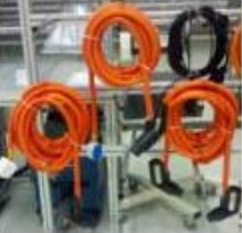 New energy vehicle cable