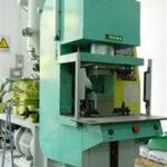 C-Type Vertical Injection Machine