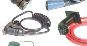 Group Harness for Vacuum Pump